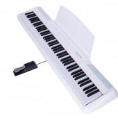 Портативное цифровое фортепиано Pearl River P600WH Белое