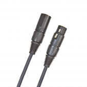 D`ADDARIO PW-CMIC-25 Classic Series Microphone Cable (7.62m)