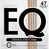 CLEARTONE 7810 EQ HYBRID METAL ACOUSTIC ULTRA LIGHT 10-47