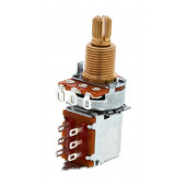 DIMARZIO EP1201PP AUDIO TAPER POTENTIOMETER 500K (PUSH PULL)
