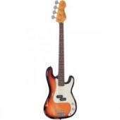 Бас-гитара VINTAGE iCon V-4MRSSB