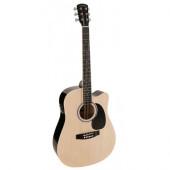 Электроакустическая гитара Nashville GSD-60-CENT