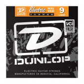 Cтруни для електрогітари Dunlop DEN0942 Nickel Plated Steel Light