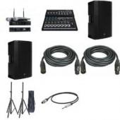 Звукоусилительный комплект  Clarity MAX15PRO 1600 ВТ